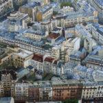Paris vue depuis la tour Montparnasse par Julien Dugué