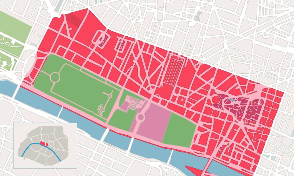 carte 1er arrondissement