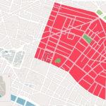 carte 3e arrondissement paris