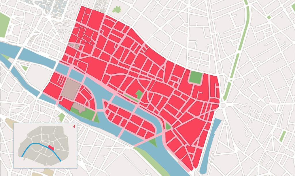 4e arrondissement de Paris