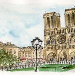 Notre-Dame de Paris par Sophie Rocher