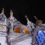 La Cathédrale Saint-Alexandre Nevski par Ann Abel Iseux