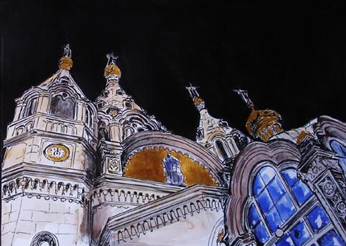 cathedrale saint alexandre nevski