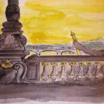 Le Pont Alexandre III par Ann Abel Iseux