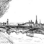 Le Pont des Arts par Damien Bartolo