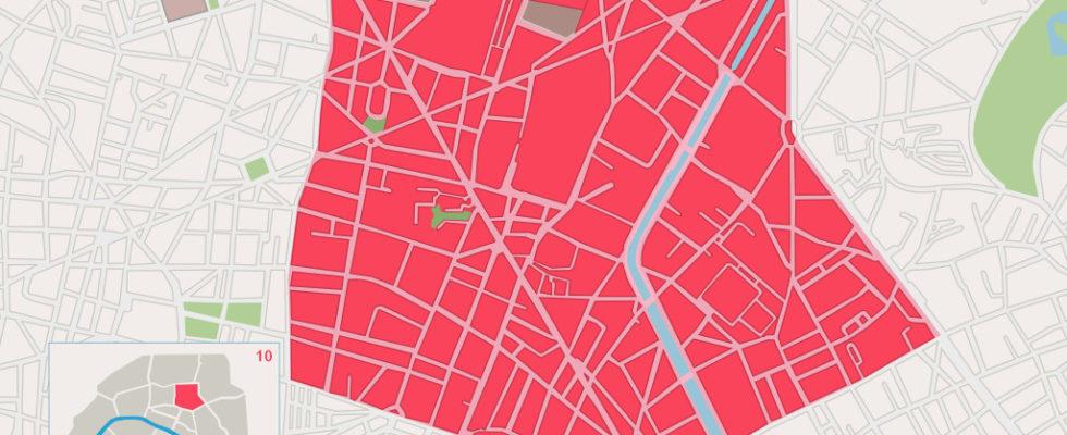 10 eme arrondissement paris