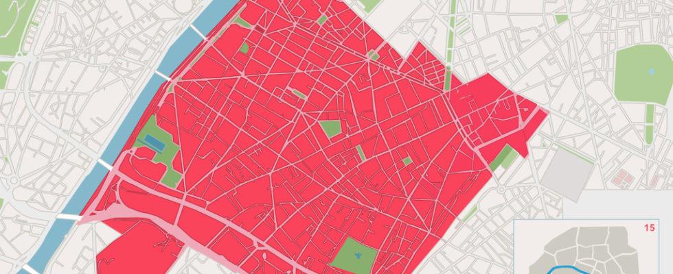 15e arrondissement paris
