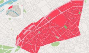 17e arrondissement paris