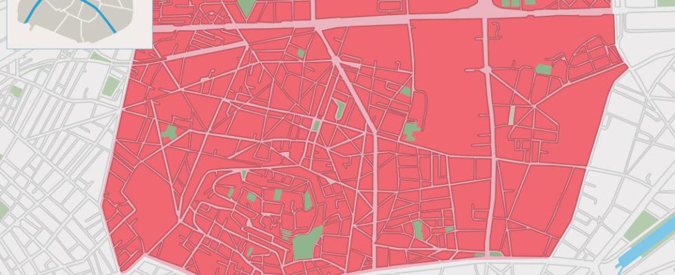18e arrondissement paris