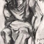 Dessin de la paix de Nimègue par Claudia Gauthier