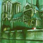 Notre Dame de Paris par Claude Garcia