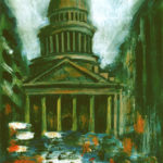 Le panthéon par Claude Garcia