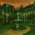 La place des Vosges par Claude Garcia