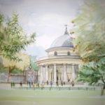 Parc Monceau par Denis Hooreman