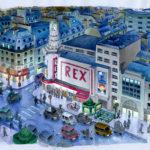 Le Grand Rex par Jean-Martial Dubois