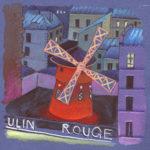 Moulin Rouge par Jean-Martial Dubois