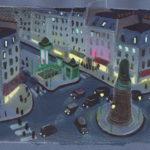 Place Clichy par Jean-Martial Dubois