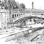Pont au Double par Damien Bartolo