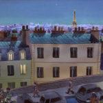 Rue Saint-Eleuthère par Jean-Martial Dubois