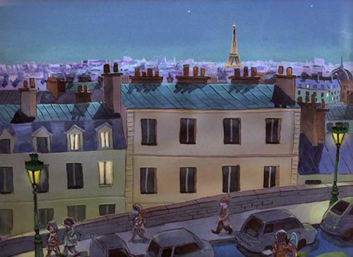 dessin rue saint eleuthere
