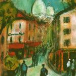 Peinture du Consulat par Claude Garcia