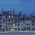 Rue du Marais par Jean-Martial Dubois