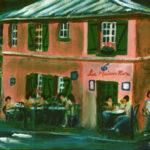 La Maison Rose par Claude Garcia