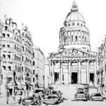 Le Panthéon par Adrien Berger