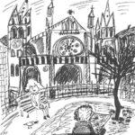 Eglise Saint Ambroise par Kasia Nowak