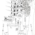 Rue Legendre par Denis Hooreman