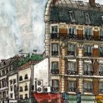 Dans la rue de Charenton par Chloé Roux