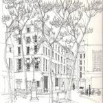Place Furstemberg par Denis Hooreman