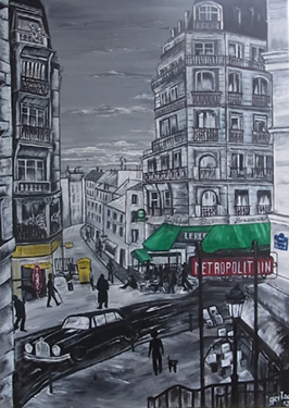 lamarck caulaincourt peinture