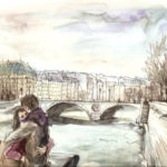 La Seine par Magdalena Gatialova