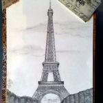 Tour Eiffel par Violette Cordeau