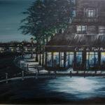 Café du Pont Neuf par Dagmar Gerlach