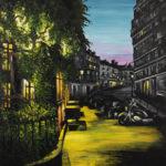 Vers la rue Lepic par Dagmar Gerlach