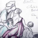 Détail Le Brun par Claudia Gauthier