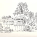 Métro Porte Dauphine par Denis Hooreman