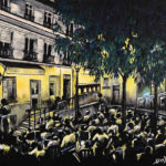 Place Émile Goudeau par Dagmar Gerlach