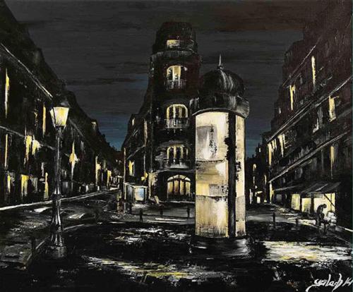 peinture rue lamarck