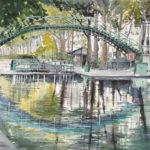 Canal St Martin par Catherine et Antoine