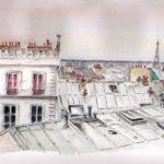 Toits de Paris par Catherine et Antoine