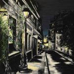 Vers le Moulin de la galette par Dagmar Gerlach