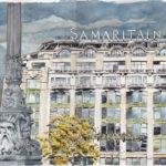 La Samaritaine par Catherine et Antoine