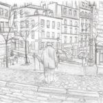 Place Emile Goudeau par Laurence Gérardin