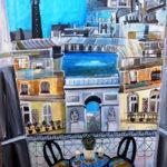 Sur terrasse par Atelier Farbenherz