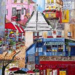 Butte Montmartre par Atelier Farbenherz