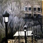 Escaliers rue Fayatier par Atelier Farbenherz