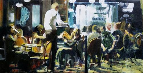 peinture café le nazir